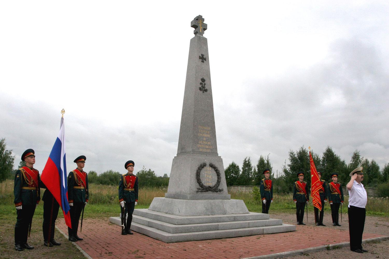 Памятник на воинском братском кладбище (кокнесе, волость кокнесес)